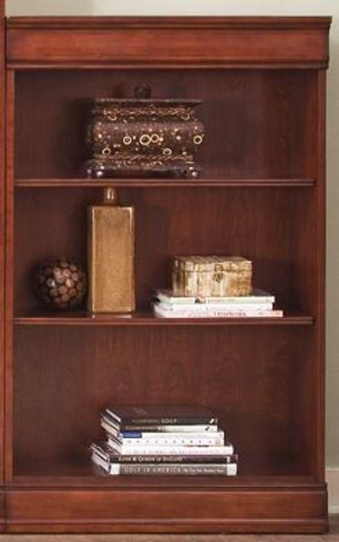 "Picture of MOUNT VERNON 48"" JR. EXECUTIVE  BOOKCASE"
