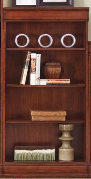 "Picture of MOUNT VERNON 60"" JR. EXECUTIVE BOOKCASE"
