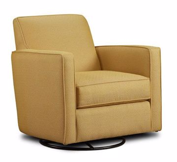 Picture of GOLDMINE CITRINE SWIVEL CHAIR