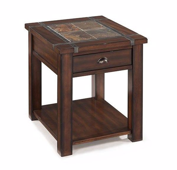 Picture of ROANOKE END TABLE