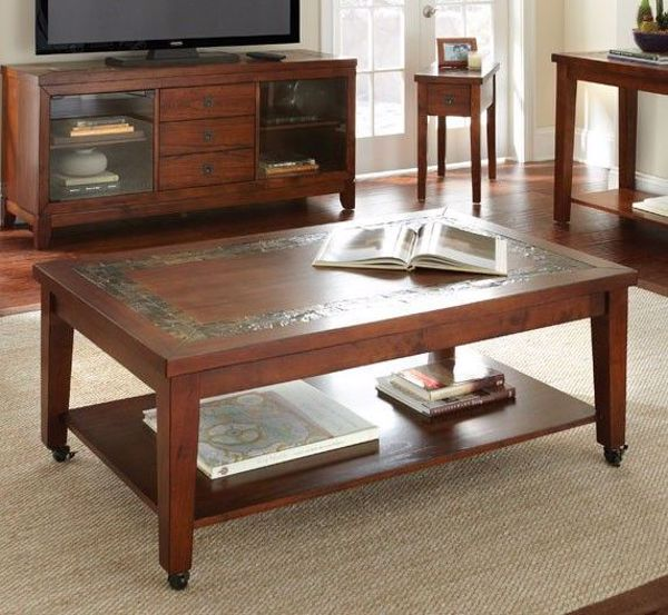 Picture of DAVENPORT COCKTAIL TABLE
