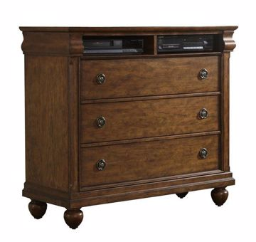 Picture of MEDIA CHEST RUSTIC TRADITIONS