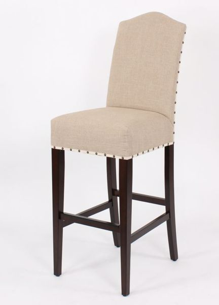 """Picture of 30"""" BARSTOOL, JEFFERSON LINEN"""
