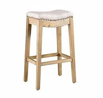 Picture of SADDLE BARSTOOL