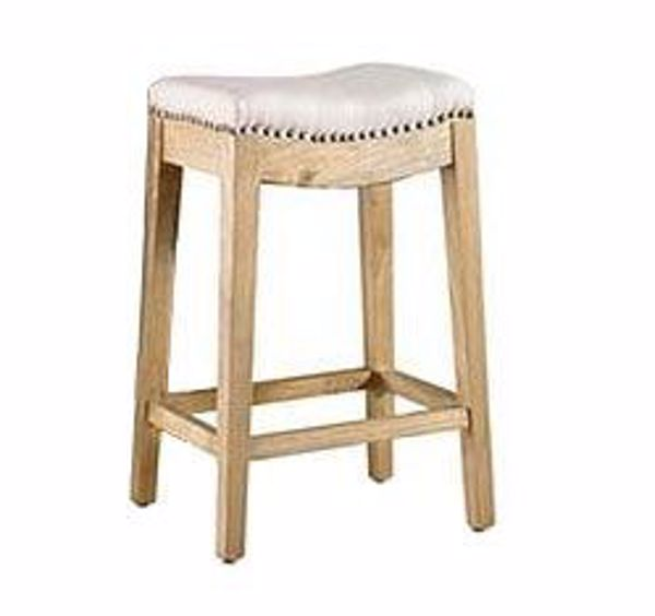 Picture of SADDLE COUNTER STOOL
