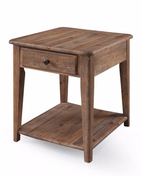 Picture of BARLEY RECTANGULAR END TABLE