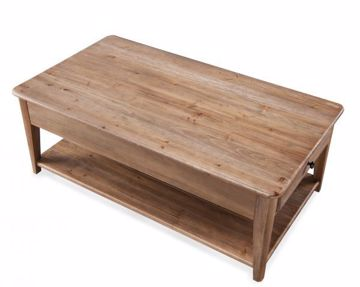 Picture of BARLEY RECTANGULAR COCKTAIL TABLE