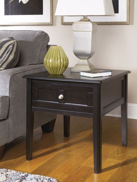 Picture of HENNING END TABLE