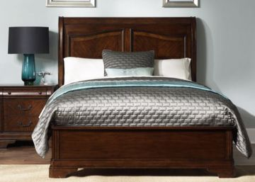 Picture of ALEXANDRIA KING PANEL BED