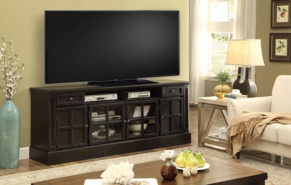 """Picture of CONCORD 72"""" TV CONSOLE WITH POWER CENTER"""