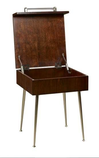 Picture of CORNELL LIFT TOP END TABLE