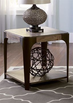 Picture of SAPPHIRE LAKES END TABLE