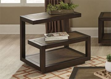 Picture of BENNETT POINTE END TABLE