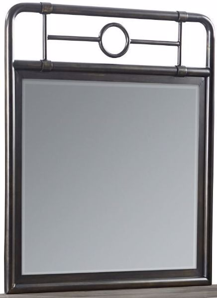 Picture of BARNETT PORTRAIT METAL MIRROR