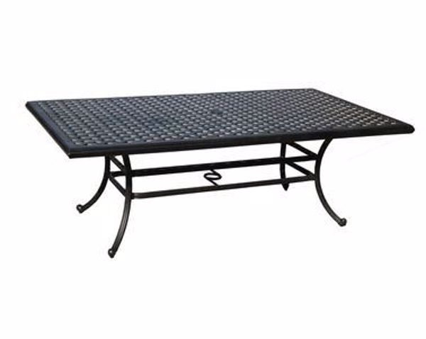 Picture of CASTLE ROCK RECTANGULAR  DINING TABLE