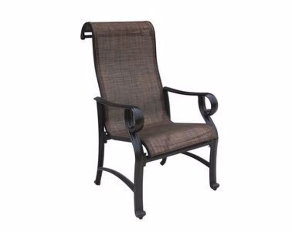 Picture of ST. LOUIS SLING DINING CHAIR