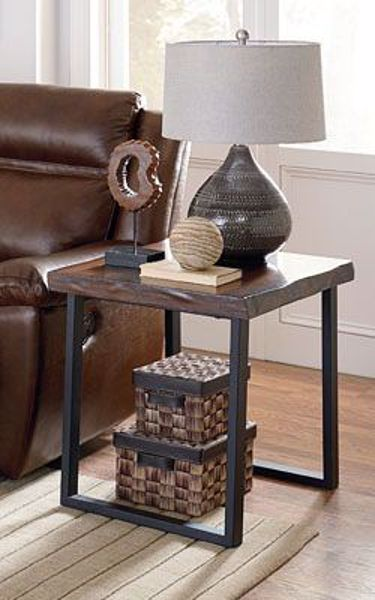 Picture of NAVAJO END TABLE