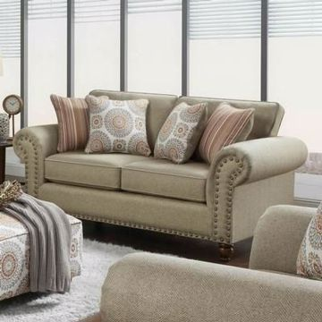 Picture of TURINO SISAL LOVESEAT