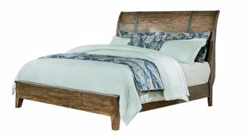 Picture of NELSON KING SLEIGH BED