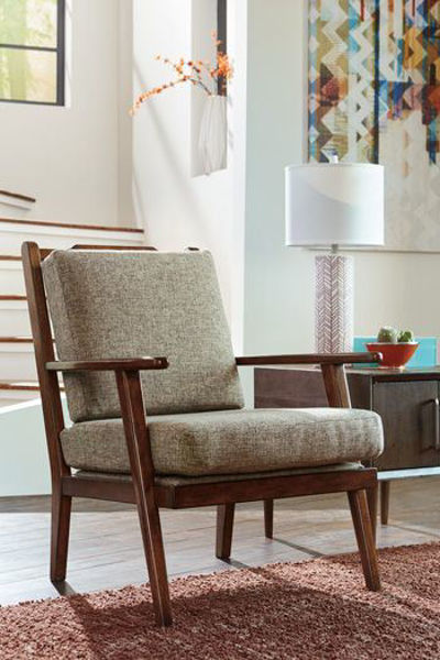 Picture of DAHRA ACCENT CHAIR