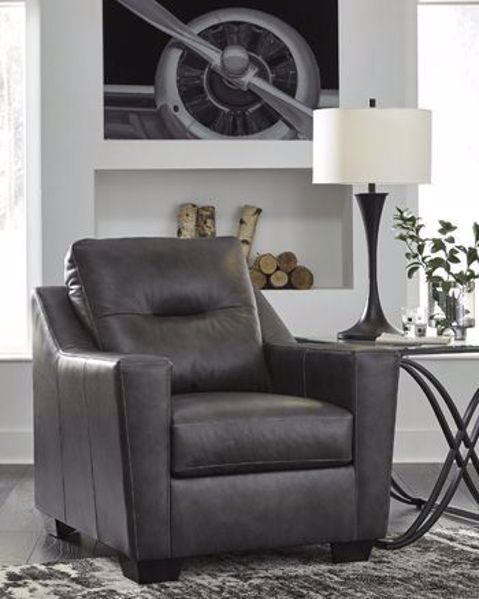 Picture of KENSBRIDGE CHAIR CHARCOAL