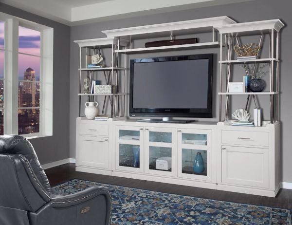 Picture of SKYLINE ENTERTAINMENT WALL UNIT