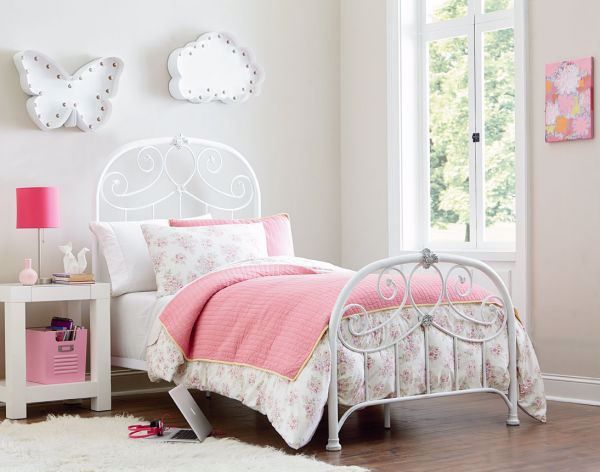 Picture of LILLIAN TWIN METAL BED