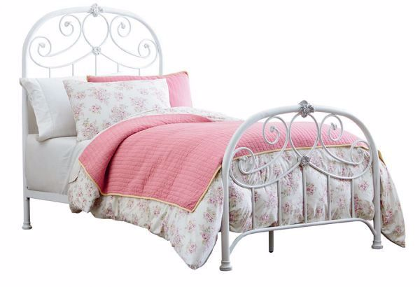 Picture of LILLIAN FULL METAL BED