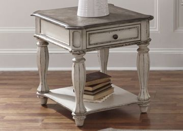 Picture of MAGNOLIA MANOR END TABLE