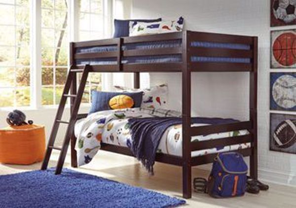 Picture of HALANTON TWIN BUNK BED