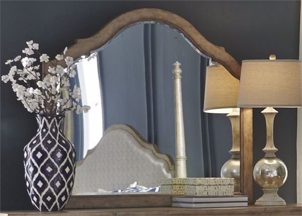 Picture of SIMPLY ELEGANT MIRROR