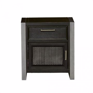 Picture of GRAPHITE NIGHTSTAND