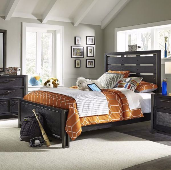 Picture of GRAPHITE FULL BED