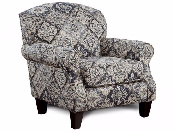 Picture of SAMBUCA COBALT ACCENT CHAIR