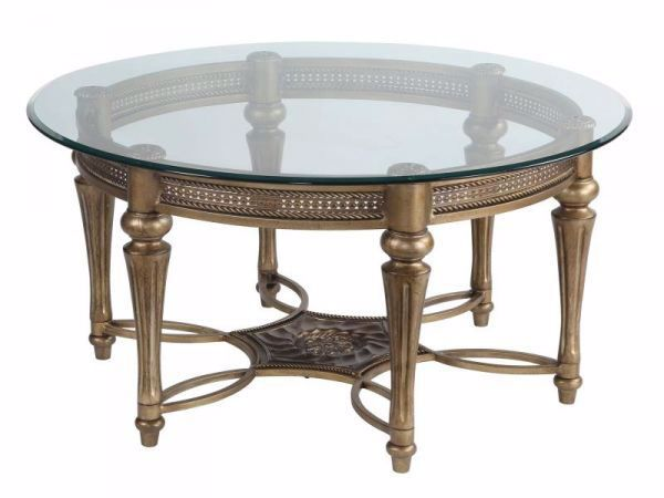 Picture of GALLOWAY ROUND COCKTAIL TABLE