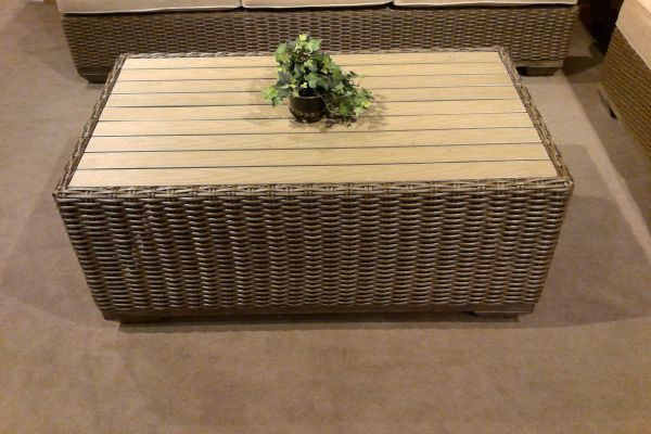 Picture of BROOKSTONE RECTANGULAR COFFEE TABLE