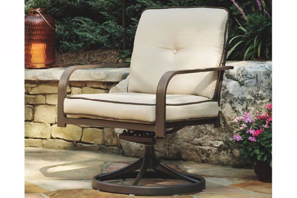 Picture of PREDMORE SWIVEL LOUNGE CHAIR