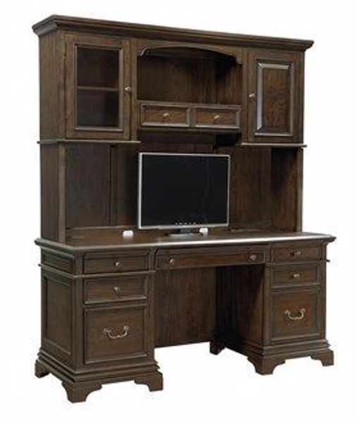Picture of ESSEX CREDENZA AND HUTCH