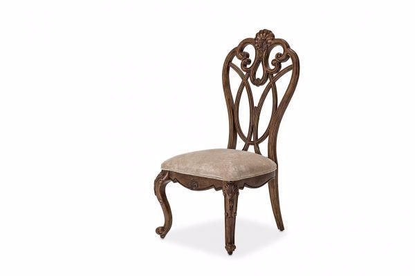 Picture of EDEN'S PARADISE SIDE CHAIR