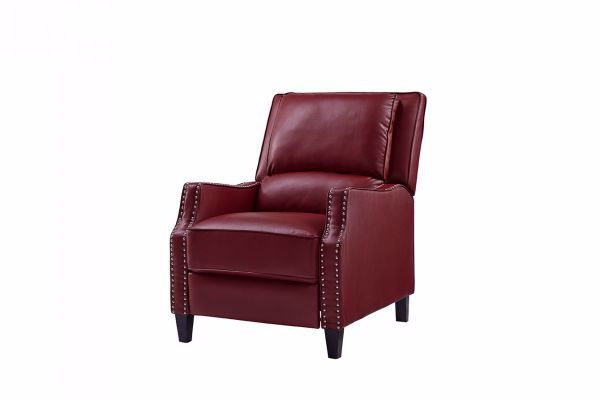 Picture of ALSTON RECLINER RED