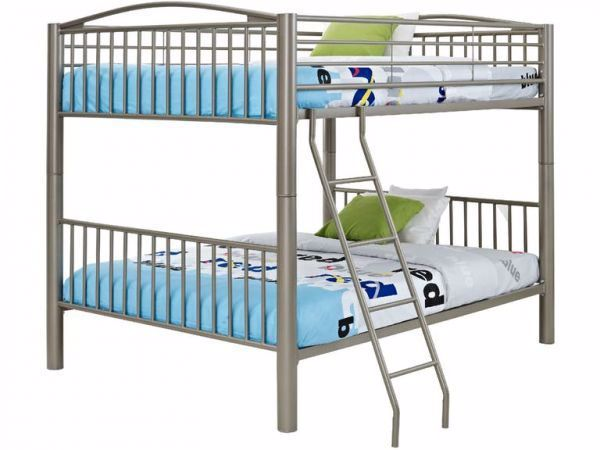 Picture of HEAVY METAL FULL OVER FULL BUNK BED