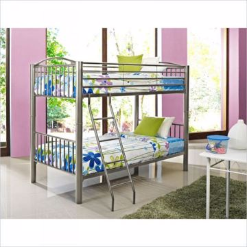 Picture of HEAVY METAL TWIN OVER TWIN BUNK BED