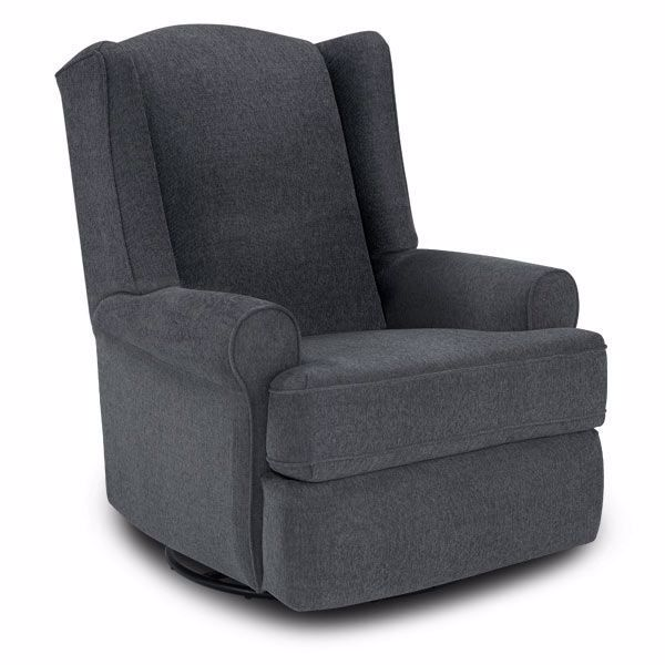 Picture of LOGAN SWIVEL GLIDER RECLINER