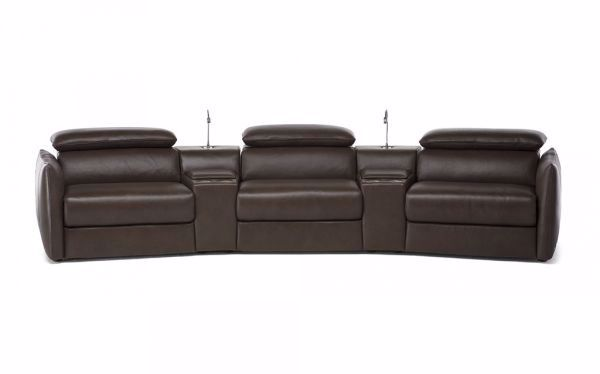 Picture of TULLIO 5 PC. SECTIONAL
