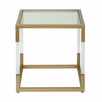 Picture of COMBO SQUARE END TABLE