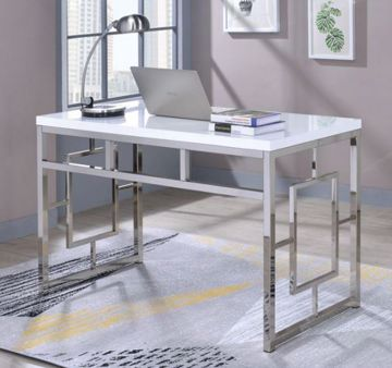 Picture of ALIZE WRITING DESK WHITE