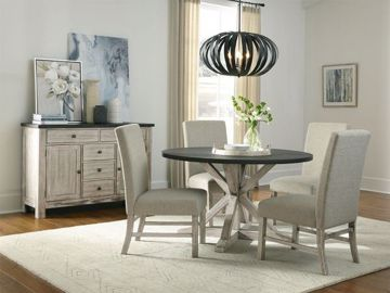 Picture of JEFFERSON ROUND DINING TABLE
