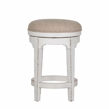 Picture of MAGNOLIA MANOR SWIVEL STOOL