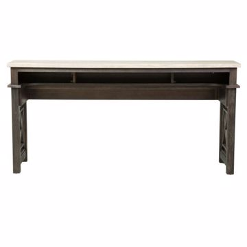 Picture of HEATHERBROOK CONSOLE BAR TABLE