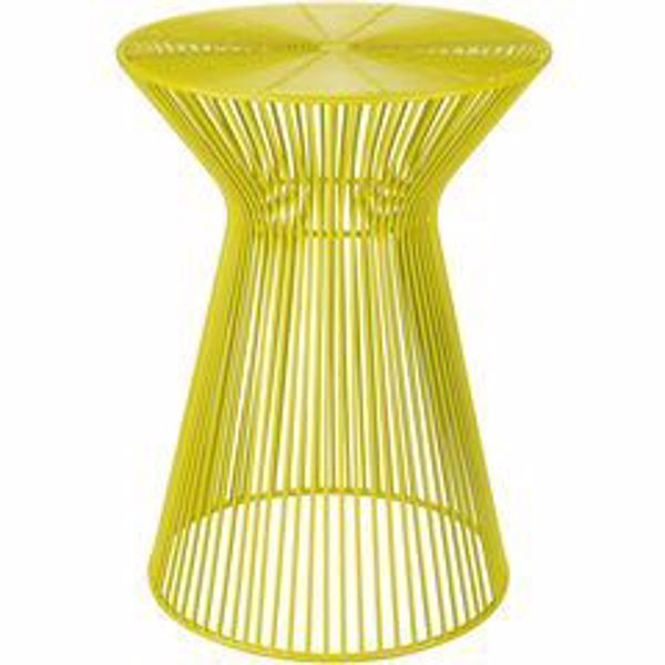 Picture of FIFE ACCENT TABLE YELLOW